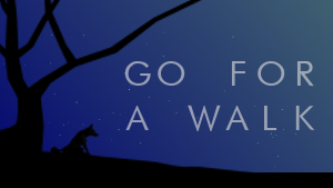 game logo for Go For a Walk