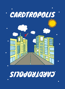 game logo for Cardtropolis