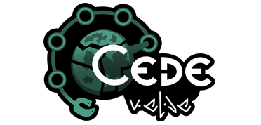 game logo for Cede