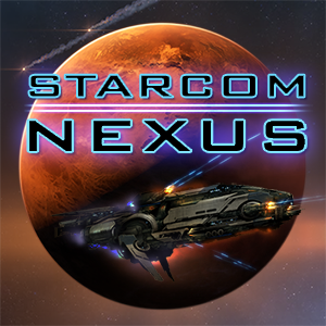 game logo for Starcom: Nexus