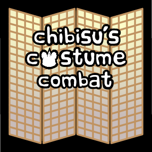 game logo for Chibisu's Costume Combat