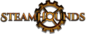 game logo for Steamhounds