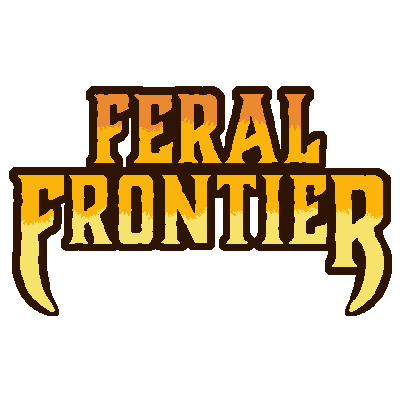 game logo for Feral Frontier