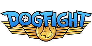 game logo for DogFight