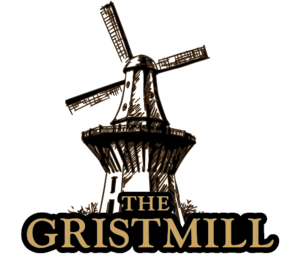 game logo for The Gristmill