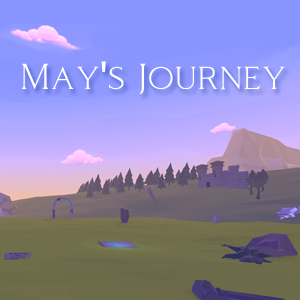 game logo for May's Journey