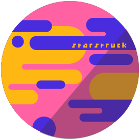 game logo for Starstruck