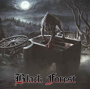 game logo for Black Forest