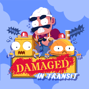game logo for Damaged In Transit