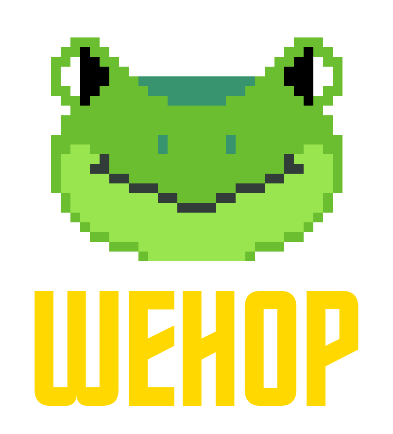 game logo for WeHOP