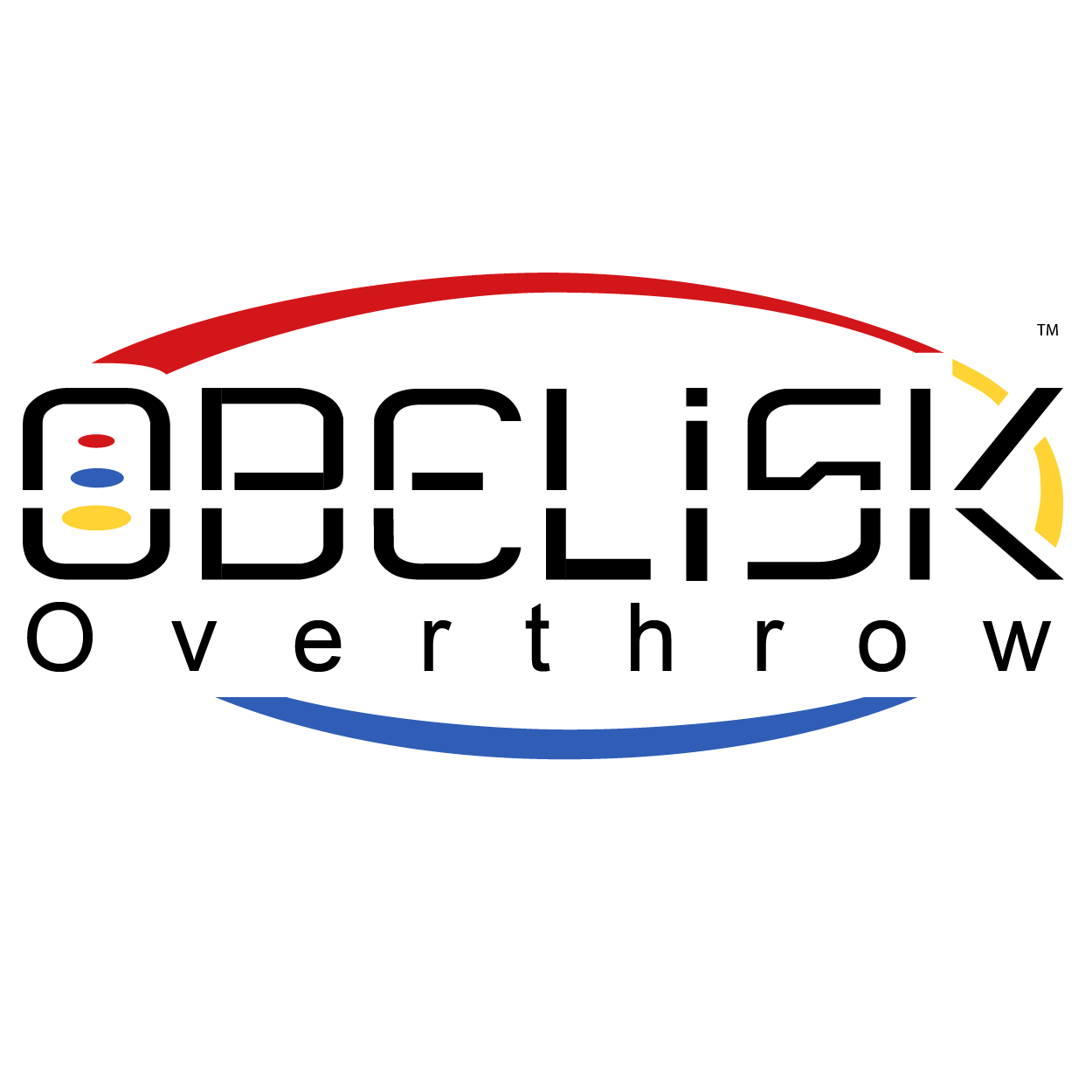 game logo for Obelisk Overthrow