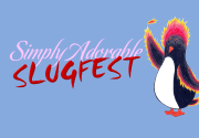 game logo for Simply Adorable Slugfest