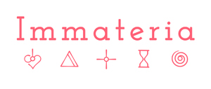game logo for Immateria