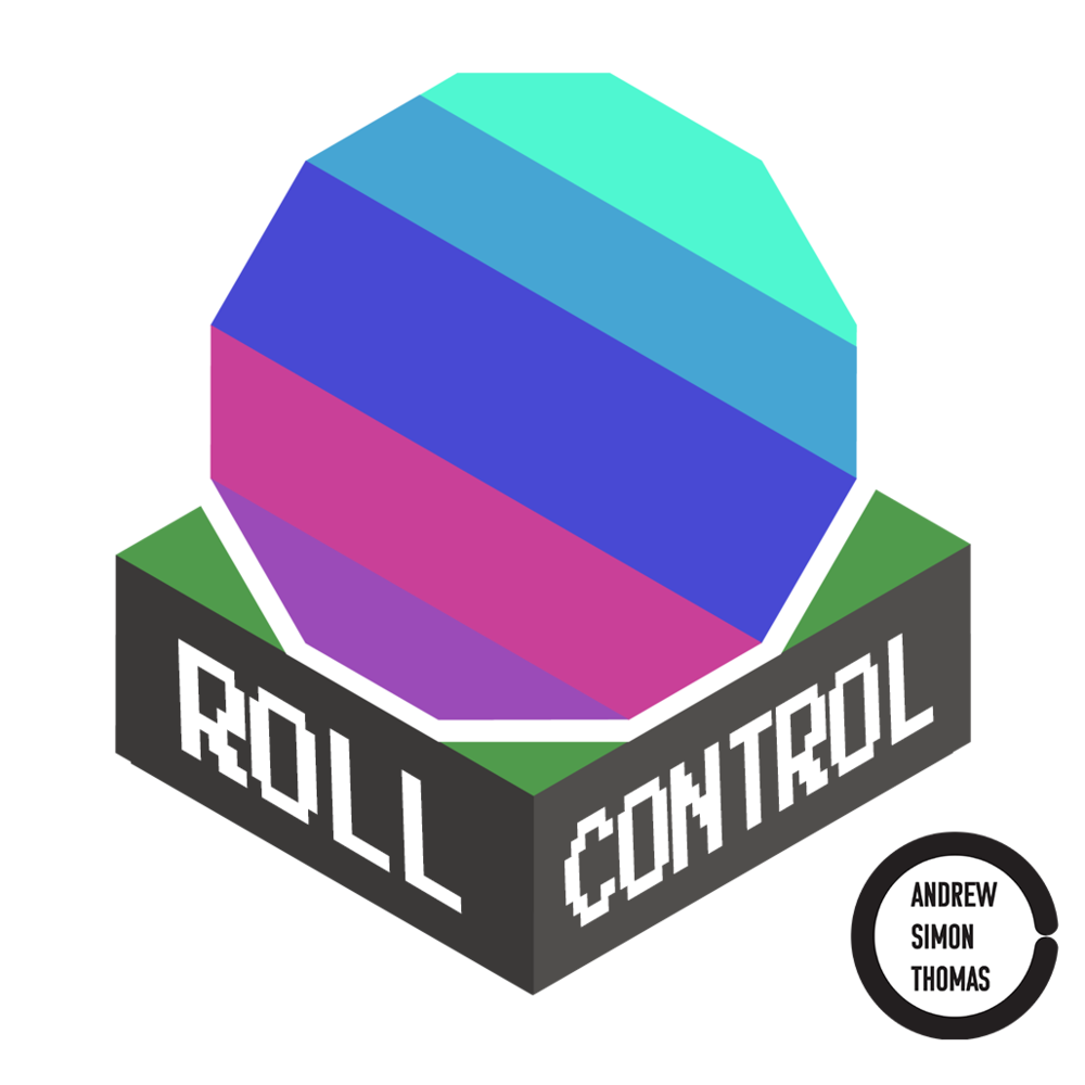game logo for Roll Control