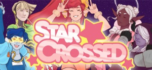 game logo for StarCrossed