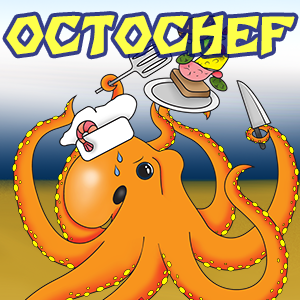 game logo for Octochef